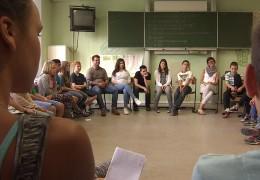 Schulstart in Hessen und Rheinland-Pfalz
