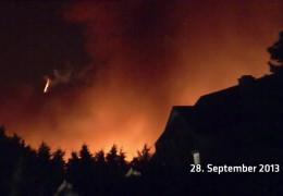 Gasexplosion in Harthausen – ein Rückblick: