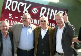 "Mendig rockt ""Rock am Ring"""