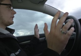 Selbsterfahrung mit dem selbstfahrenden Auto