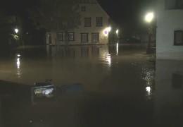 Schwere Unwetter in Rheinland-Pfalz und Hessen