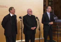 Katholische Bischöfe treffen sich in Fulda