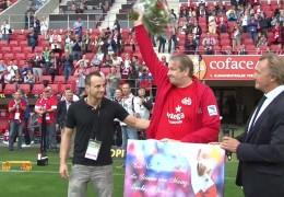 25 Jahre 05er-Stadionsprecher