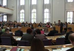 Landtagsdebatte über den Nürburgring