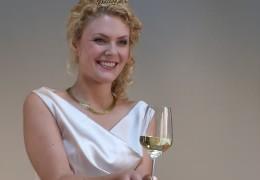 Die Deutsche Weinkönigin kommt aus der Pfalz