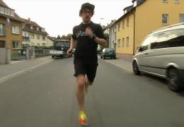 100 Kilometer laufen … na und sagt Florian