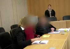 Prozess: Vater ersticht seine Tochter