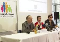 Ebola-Konferenz in Frankfurt