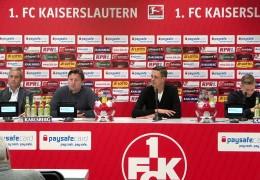 Spitzenspiel: FCK gegen Fortuna Düsseldorf