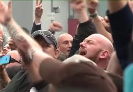 Konsequenzen nach den Hooligan-Krawallen