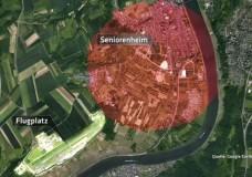 Bombenentschärfung in Koblenz