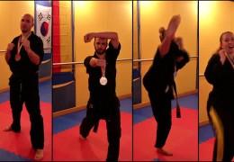 Karate-Weltmeister aus der  Pfalz