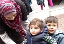 Flüchtlinge helfen Flüchtlingen