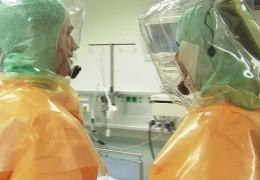 Ebola-Patient auf dem Weg der Besserung
