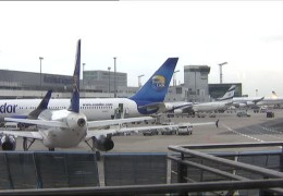 Fraport trotz Lufthansa-Streiks