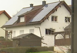 Explosion in Homberg/Ohm