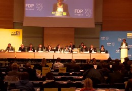 FDP-Parteitag in Willingen