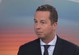 Der hessische FDP-Fraktionsvorsitzende Florian Rentsch zu Gast im Studio!