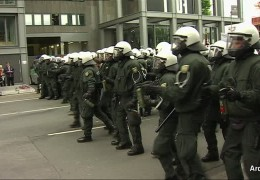Polizei wappnet sich für Blockupy-Aktionstage