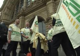 Tarifverhandlungen bei der Deutschen Bahn