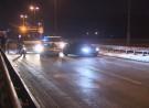 Erste Glatteis-Unfälle in Hessen und Rheinland-Pfalz