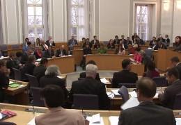 CDU-Fraktion greift die rot-grüne Landesregierung an