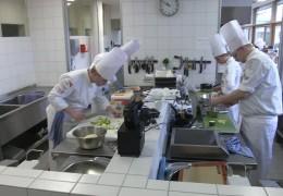 Kochen als Hochleistungssport