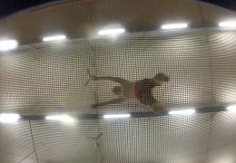 Junioren Weltmeisterin im Trampolin