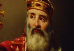 Karl der Große in Darmstadt