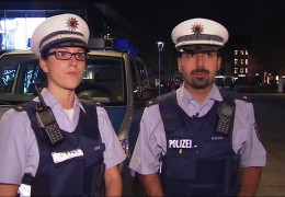 Polizei goes Multikulti