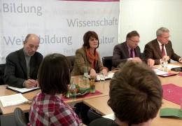 Unterrichtsausfall in Rheinland-Pfalz
