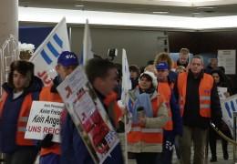 Bahn und EVG ringen um Tarifvertrag