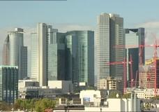 Frankfurter Skyline verändert sich