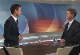 Im Interview: Unternehmerpräsident Gerhard Braun