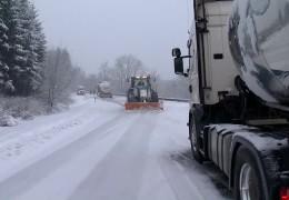 Winter in Rheinland-Pfalz – ein Wochenende mit Schnee und Eis