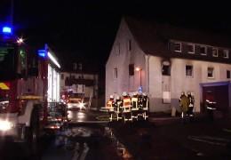 Nach dem Tod zweier Kinder in Allendorf – Suche nach der Brandursache