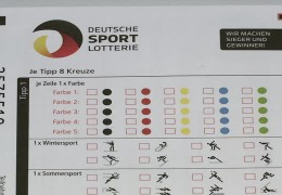 Neue Förderung für Spitzensportler – die deutsche Sportlotterie
