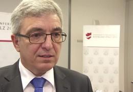 Im Interview: Der Vorsitzende der Innenministerkonferenz Roger Lewentz