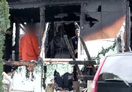 Zwei Tote nach Brand in Gartenlaube