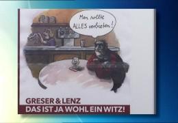 Wirbel um Karikaturen-Ausstellung in Hanau