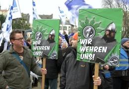 Proteste gegen Nullrunden bei Beamten