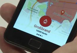 Katastrophenwarnung per App