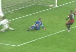Eintracht verliert Testspiel