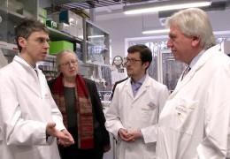 Marburger Virologen genießen Weltruf