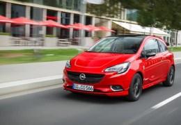 Opel im Vorwärtsgang