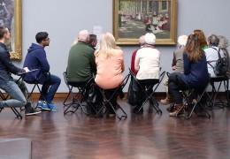 Mit Kunst gegen Demenz