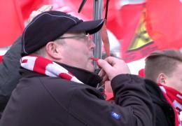 Warnstreiks bei Opel in Rüsselsheim und Kaiserslautern