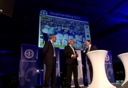 Neujahrsempfang des SV Darmstadt 98