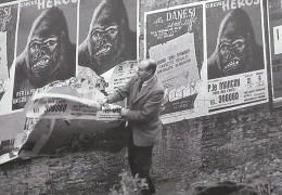 Street-Art: Frankfurter Schirn zeigt Plakatkunst
