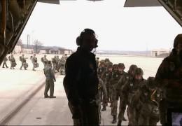 Diskussionen über die Truppenaufstockung in Baumholder